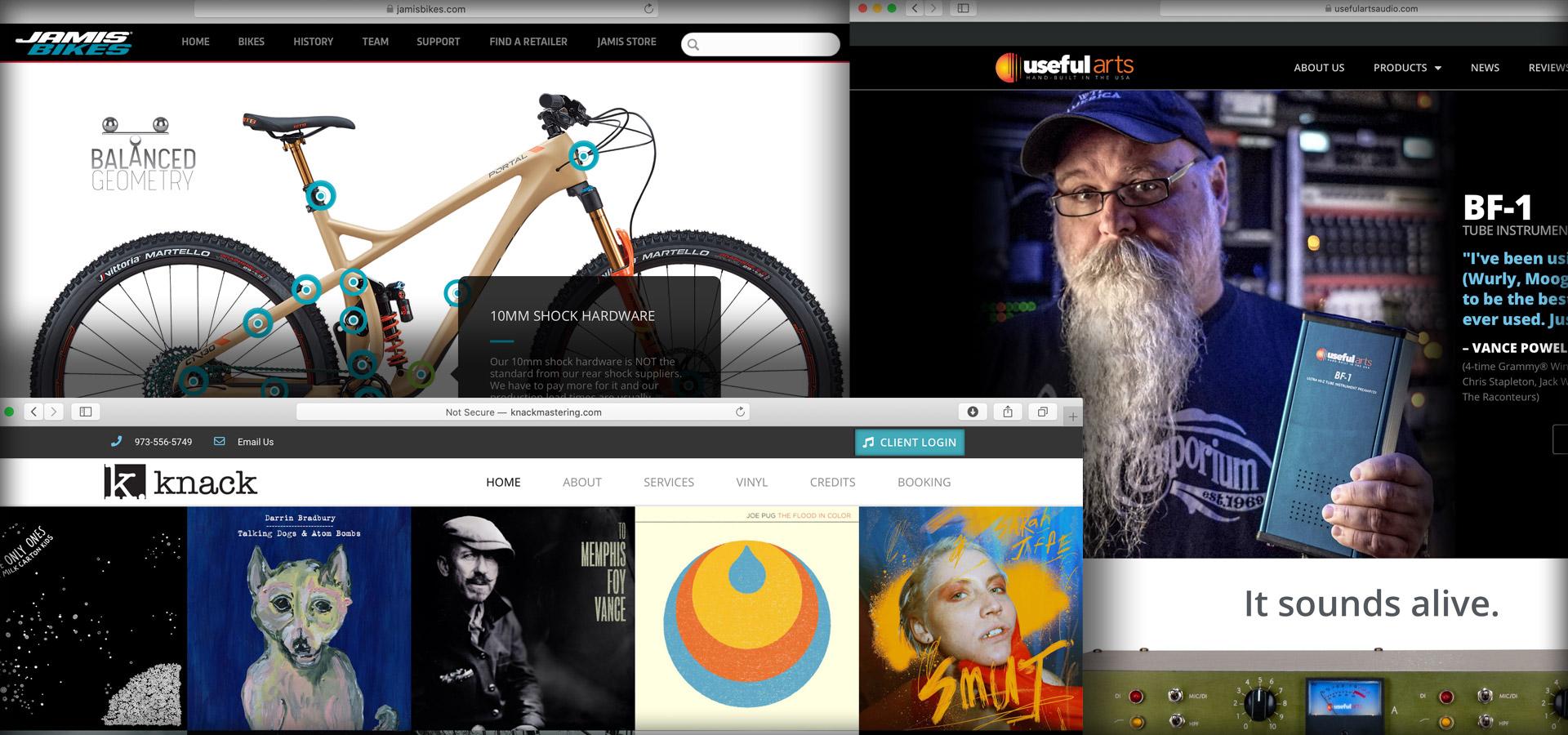 Karcorp Web Design